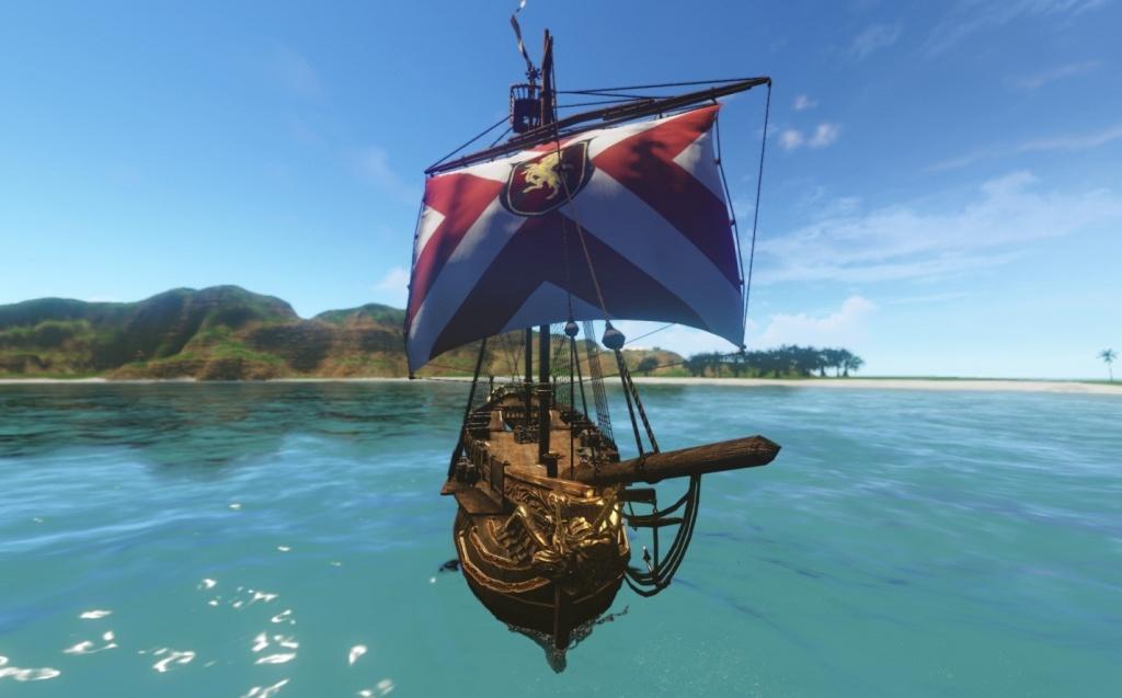 Корабли в ArcheAge. Строение, особенности и виды