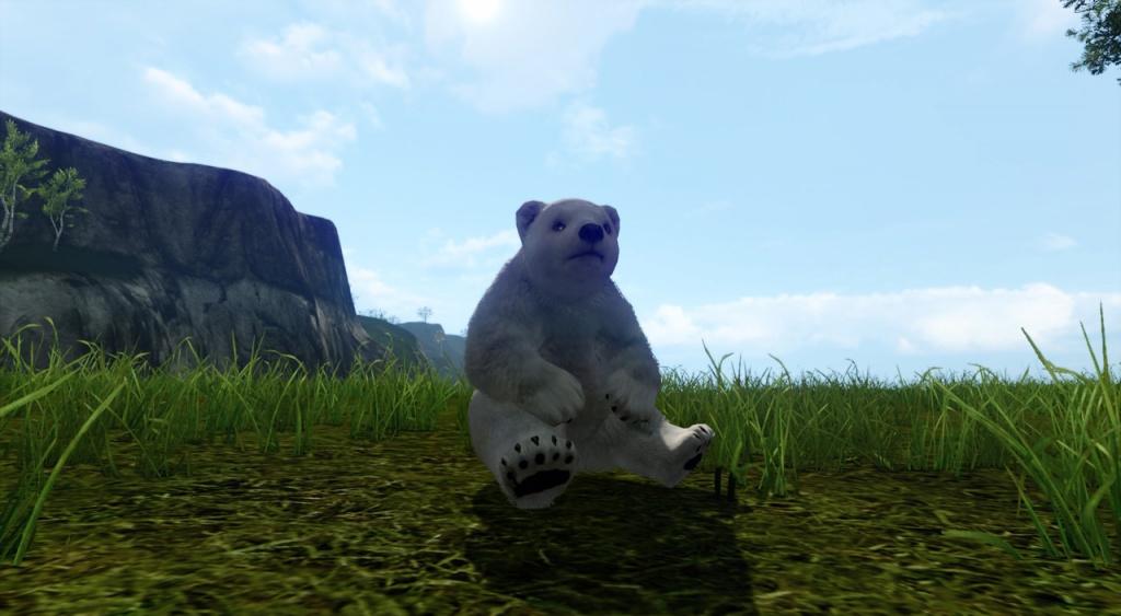 archeage медведь рыболов